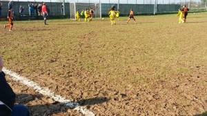 Il Goal del Mariano Dalmine.
